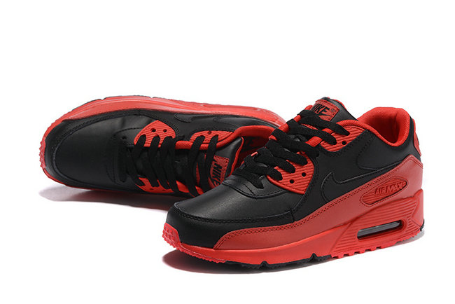 air max 90 chaussures nike tendance retro hot red
