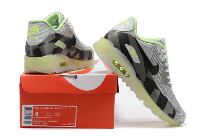 air max 90 shoes nike tendance retro ice gray