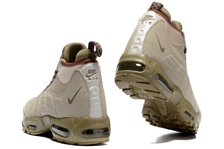 air max sneakerboot patch 95 class creamy-vert,mid air max 95 black