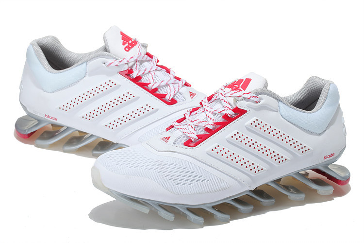 buy popular 1086c 8afce basket adidas springblade drive30 haute a vendre white red