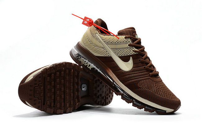 basket nike air max 2017 promo prix brilliant brown
