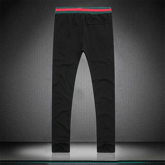 gucci blouson pantalon de survetement serpent noir