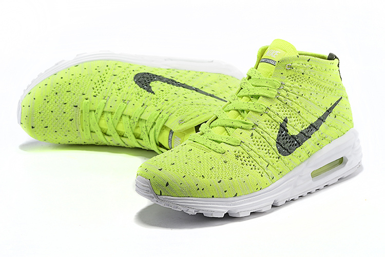 man nike flyknit air max 90 spider summer viridity