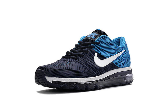 new nike air max 2017-16 low blue moon