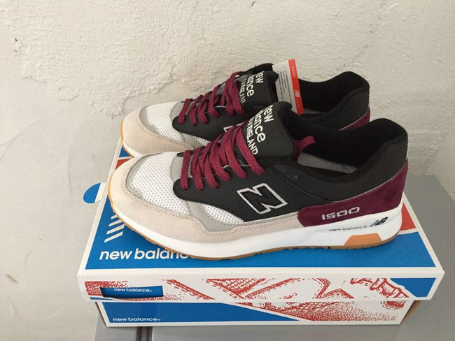 new balance running chaussures hommes back red