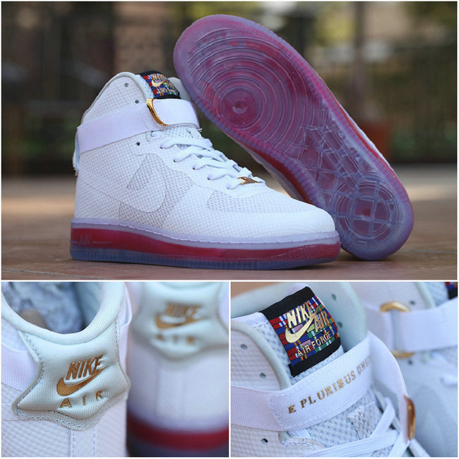 buy popular fca78 252b6 nike air force 1 hommes ultra flyknit blance:Air Force One