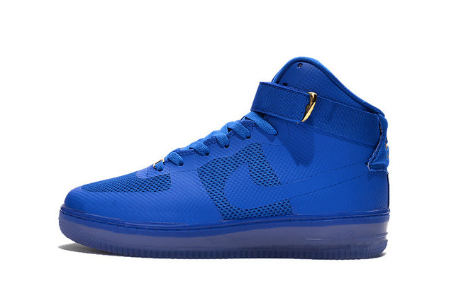 nike air force 1 hommes ultra flyknit classic blue