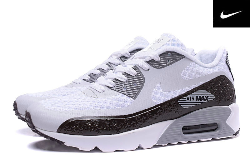 nike air max 90 2015 independence day olympic white noir
