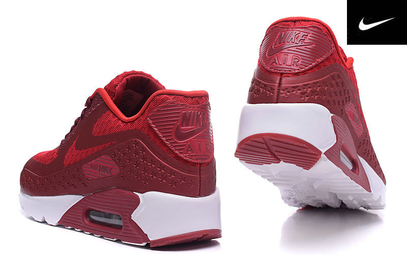 nike air max 90 2015 pas cher love red