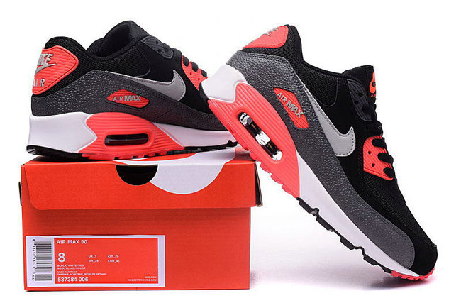 nike air max 90 ultra 2.0 red ash black