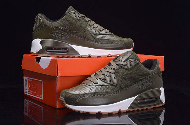 nike air max 90 ultra 2.0 suede curi army