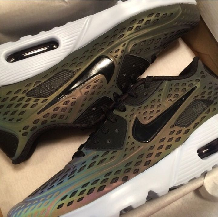 nike air max 90 ultra moire nouvelle technologie rainbow limite