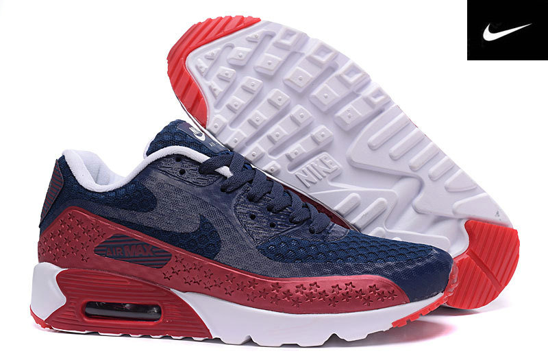nike air max 90 vente en ligne us independence day star two color