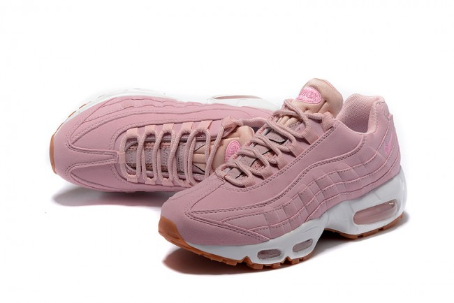 nike air max 95 femme multicolor rose