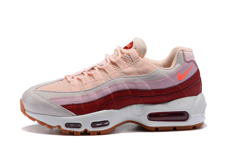 nike air max 95 femme multicolor pink top