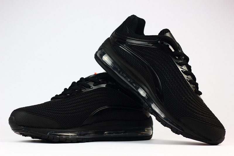picked up online shop good texture nike air max deluxe fit ebay hot 1999 all black:sport nike air max ...