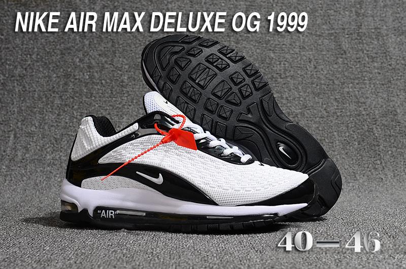 cheaper 4b004 927f0 nike air max deluxe fit ebay hot 1999 top white:sport nike ...
