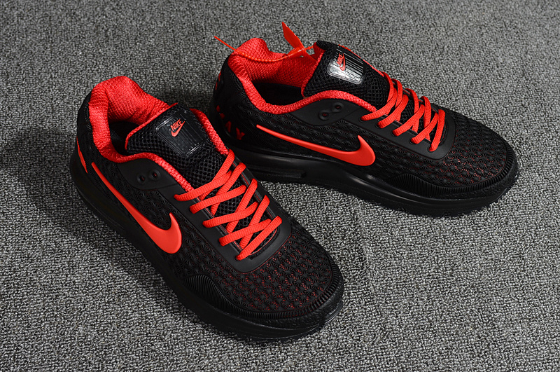nike air max ltd baskets basses jd black red