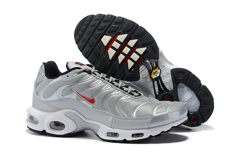 nike air max tn limited edition silver red