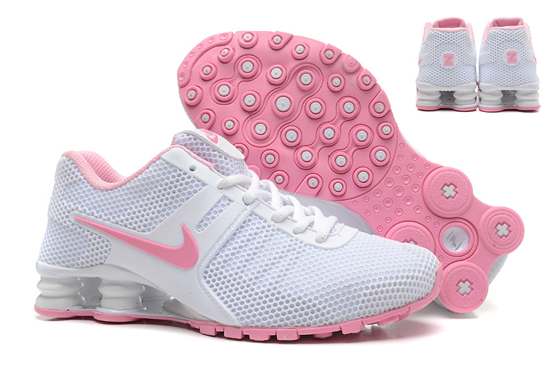 nike shox rivalry zalando nike shox current rivalry femmes chaussures filles white rose