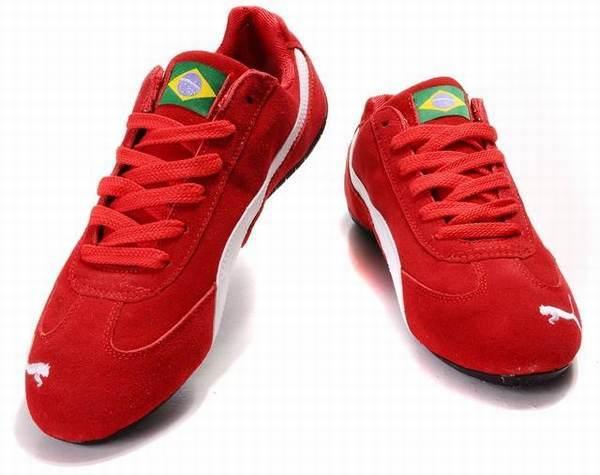 marque de la mode puma 2011 chaussures baskets puma rouge magasinez qualit l gant la vie france. Black Bedroom Furniture Sets. Home Design Ideas