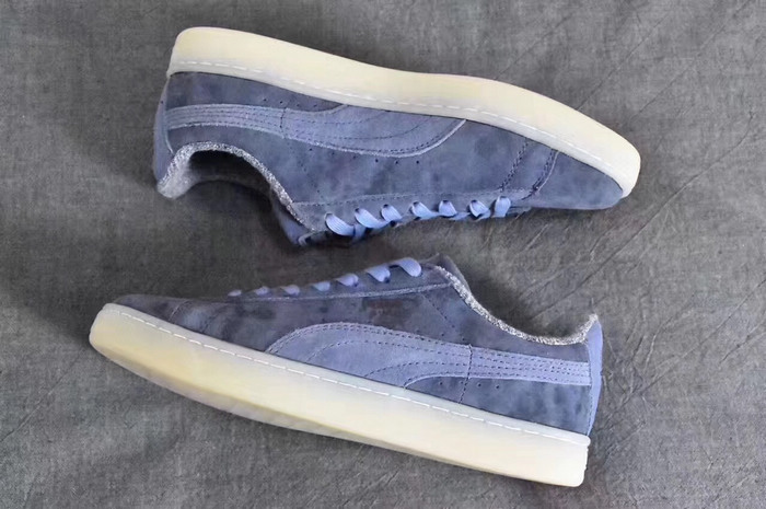 puma suede mode heart reset cristal purple