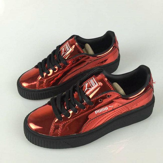 la meilleure attitude ab32e 7b2ea puma femmes 2016 chaussures trainer bordeaux miroir ...