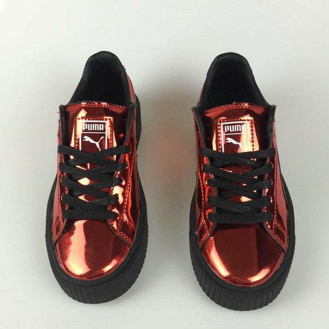 Puma femmes 2016 chaussures trainer bordeaux miroir for Miroir 220 review