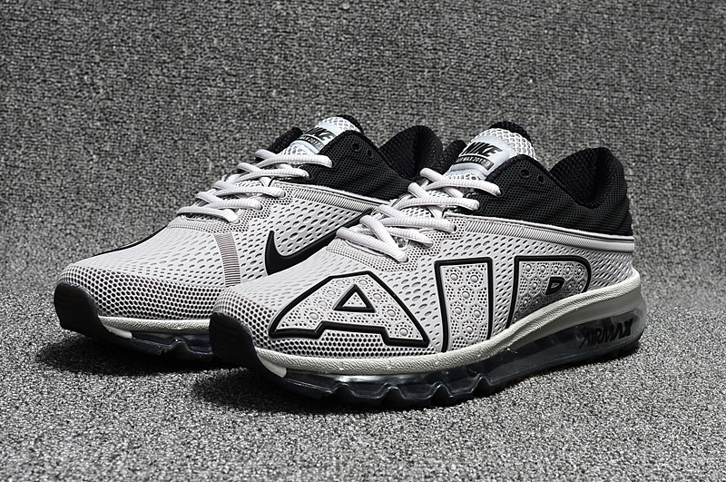 shoes jogging course nike air max plus flair gray