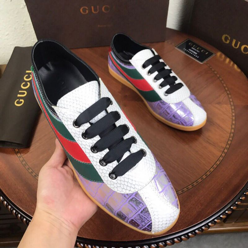 chaussures gucci edition limitee flower top