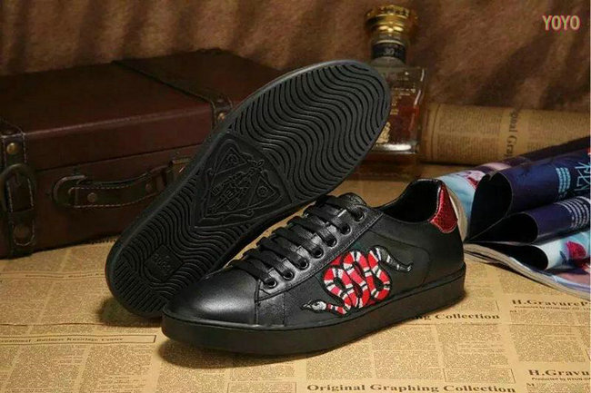 chaussures gucci sneaker black snake mode Chausuers Gucci Homme daa70338bcd