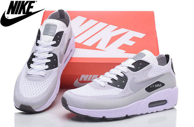 chaussures leather air max 90 ltd sky white,flyknit air max 90 taille 44