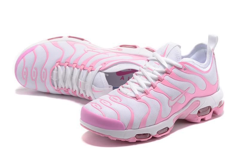 new styles 45df4 0440f ... chaussures nike tn requin ultra puls femmes aire taille 45 some pink,baskets  nike tair ...