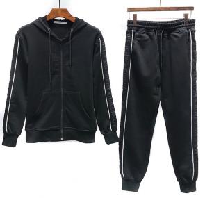 new givenchy  sport sweat suits tracksuits jacket n8204 black
