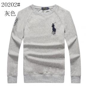 2019 ralph lauren sport tee shirt big polo shirt gray