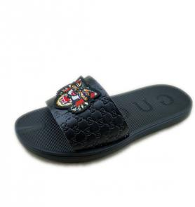 2019 slide sandals gucci new dsigner slipper angry cat gg