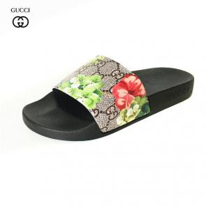 2019 slide sandals gucci new dsigner slipper flower summer