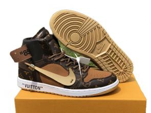 acheter nike air jordan 1 louis vuitton off white 2020 shoes baskets aj1 man off-white