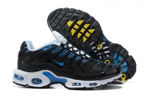 achetez nike air max tn plus black blue