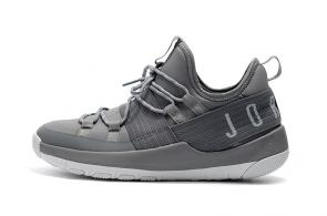 air jordan trainer 2 low sneaker pro gray
