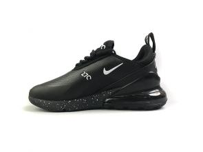 air max 270 smooth leather sport ao8283-001  women man
