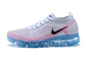air vapormax soldes nike vapormax femme white moon pink