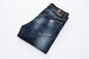 armani jeans hommes regular-fit crown logo