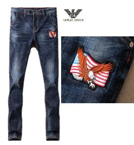 armani jeans hommes regular-fit eagle flying