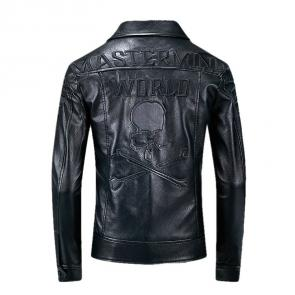 blouson philipp plein luxueux new mastermind world skull