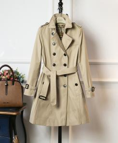 burberry vintage trench 2018 femmes london mid windbreaker apricot