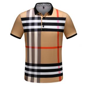 buy burberry  t-shirt monogram logo limited edition stripe check