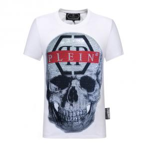 buy philipp plein t-shirt top plein skull