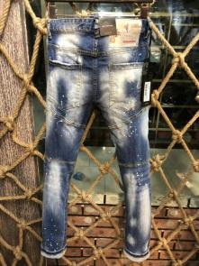dsquared2 tidy biker jeans  a196is53