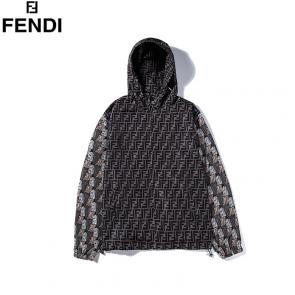 fendi jacket de jogging ff-8518